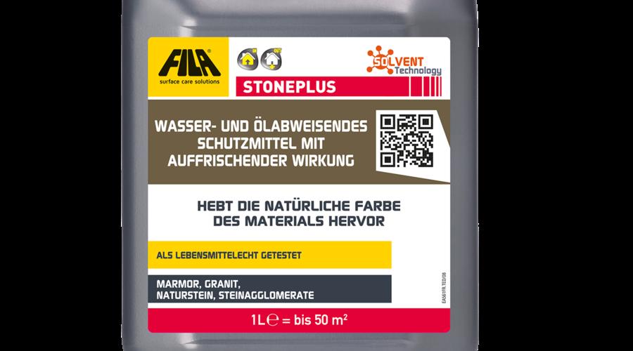 Fila StonePlus - WASSER- UND ÖLABWEISENDES SCHUTZMITTEL MIT AUFFRISCHENDER WIRKUNG