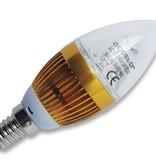 Aigostar LED candle E14 3W 6500Ktransparent