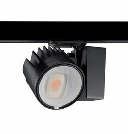 Concord BEACON WallWash LED O/B DIM 3000K CRi93 LS3 zwart