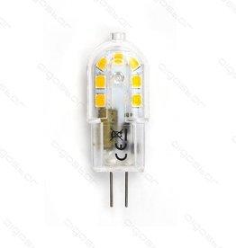 Aigostar LED G4 2W 3000K 160lm Transparant (Einde stock)
