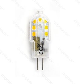 Aigostar LED G4 2W 3000K 165lm Transparent