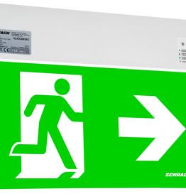 Schrack K2 Noodverlichting autonoom autotest LED 3h/ 8h