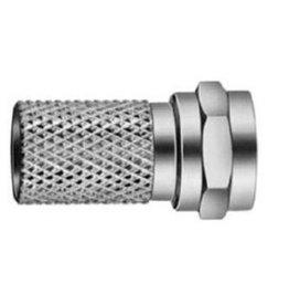 Hirschmann F-connector opschroefbaar 7 mm