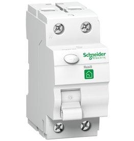 Schneider RESI9 differentieelschakelaar 2P 25A 10mA A