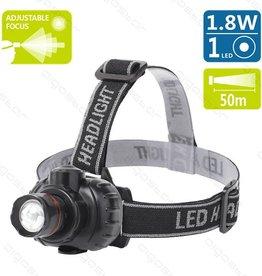 Aigostar LED headlight black with adjustable light radiation