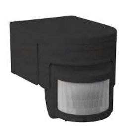 KANLUX PIR motion sensor SLICK JQ -L black