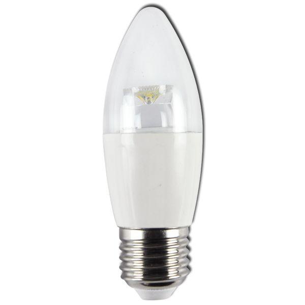 Aigostar LED C5 C35 E27 4W 6400K WITH LIGHT PIPE