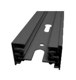 Aigostar LED Rail 2m zwart (2L)Tracklight