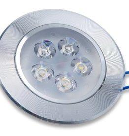 Aigostar LED Downlight spot 5X1W 3000K