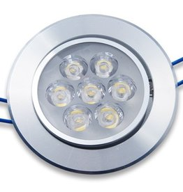 Aigostar LED Downlight spot 7X1W 3000K