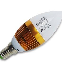 Aigostar LED Kaars E14 3W 3000K