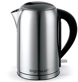 Aigostar Electric Kettle Stainless 1.7L Silvery matte type 5
