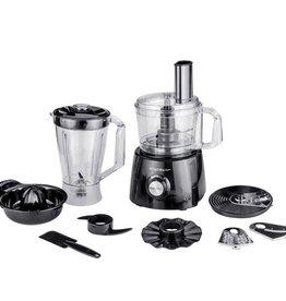 Aigostar Keukenrobot 800W Zwart zilver