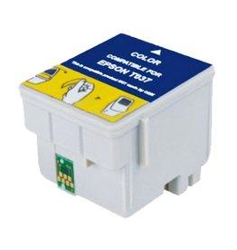 PrintLightDirect T037 CMY Cyan Magenta Yellow (Epson)