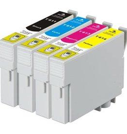 PrintLightDirect T0611 BK  Zwart (Epson)