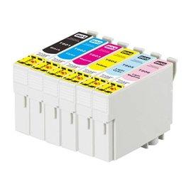 PrintLightDirect T0802 C Cyaan (Epson)