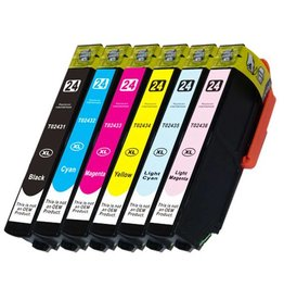 PrintLightDirect T2431XL BK Black (Epson)