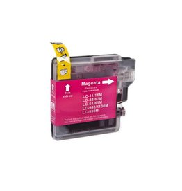 PrintLightDirect LC-980 XL M Magenta (Brother)
