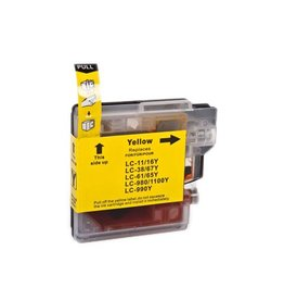 PrintLightDirect LC-980 XL Y Yellow (Brother)