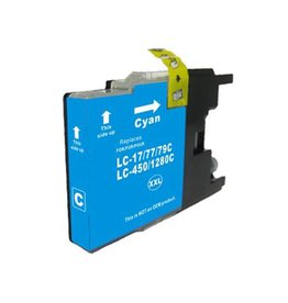 PrintLightDirect LC-1280 C Cyan (Brother)