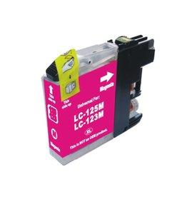 PrintLightDirect LC-123 M Magenta (Brother)