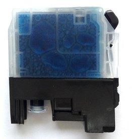 PrintLightDirect LC-125 XL C Cyan (Brother)