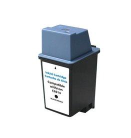 PrintLightDirect 20 BK (C6614D) Black (HP)