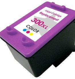 PrintLightDirect 300 XL CMY (CC644E) Cyaan Magenta Geel (HP)