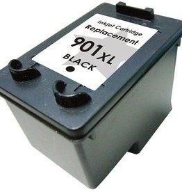 PrintLightDirect 901 XL BK (CC654A) Black (HP)
