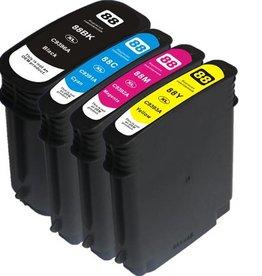 PrintLightDirect 88 XL Y (C9393A) Geel (HP)
