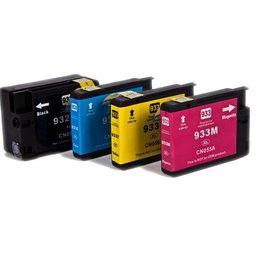 PrintLightDirect 933 XL Y (CN056A) Geel (HP)