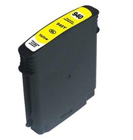 PrintLightDirect 940 XL Y (C4909A) Geel (HP)