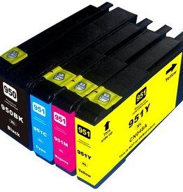 PrintLightDirect 951 XL Y (CN048A) Geel (HP)