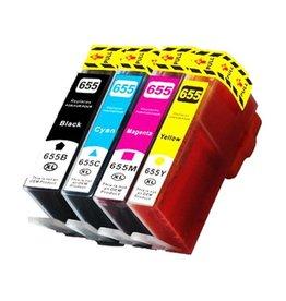 PrintLightDirect 655  Y Geel (HP)