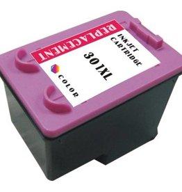PrintLightDirect 301 XL V1 CMY (HI-CH563EE) Cyaan Magenta Geel (HP)