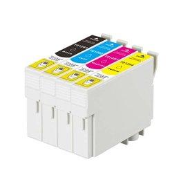 PrintLightDirect T01281 BK  Zwart (Epson)