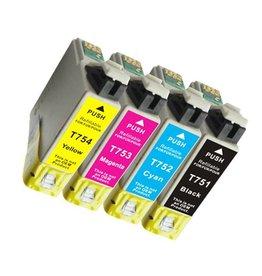 PrintLightDirect T0754 Y Geel (Epson)