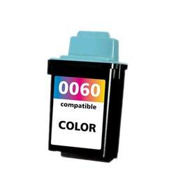 PrintLightDirect 17G0060 CMY (Nr.60) Cyaan Magenta Geel (Lexmark)