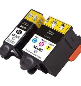 PrintLightDirect 30 XL  C Cyaan Magenta Geel (Kodak)