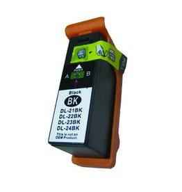 PrintLightDirect 21XL 22XL 23XL 24XL  Zwart (Dell)