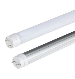 LedLightDirect Ultra Ledtube T8 1500mm 25W 860 Clear