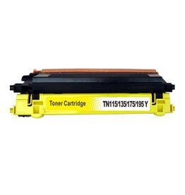 PrintLightDirect BT TN135 / 115E Y Recycled Toner (Brother)