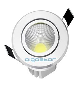 Aigostar COB LED Downlight 3W 3000K Spot