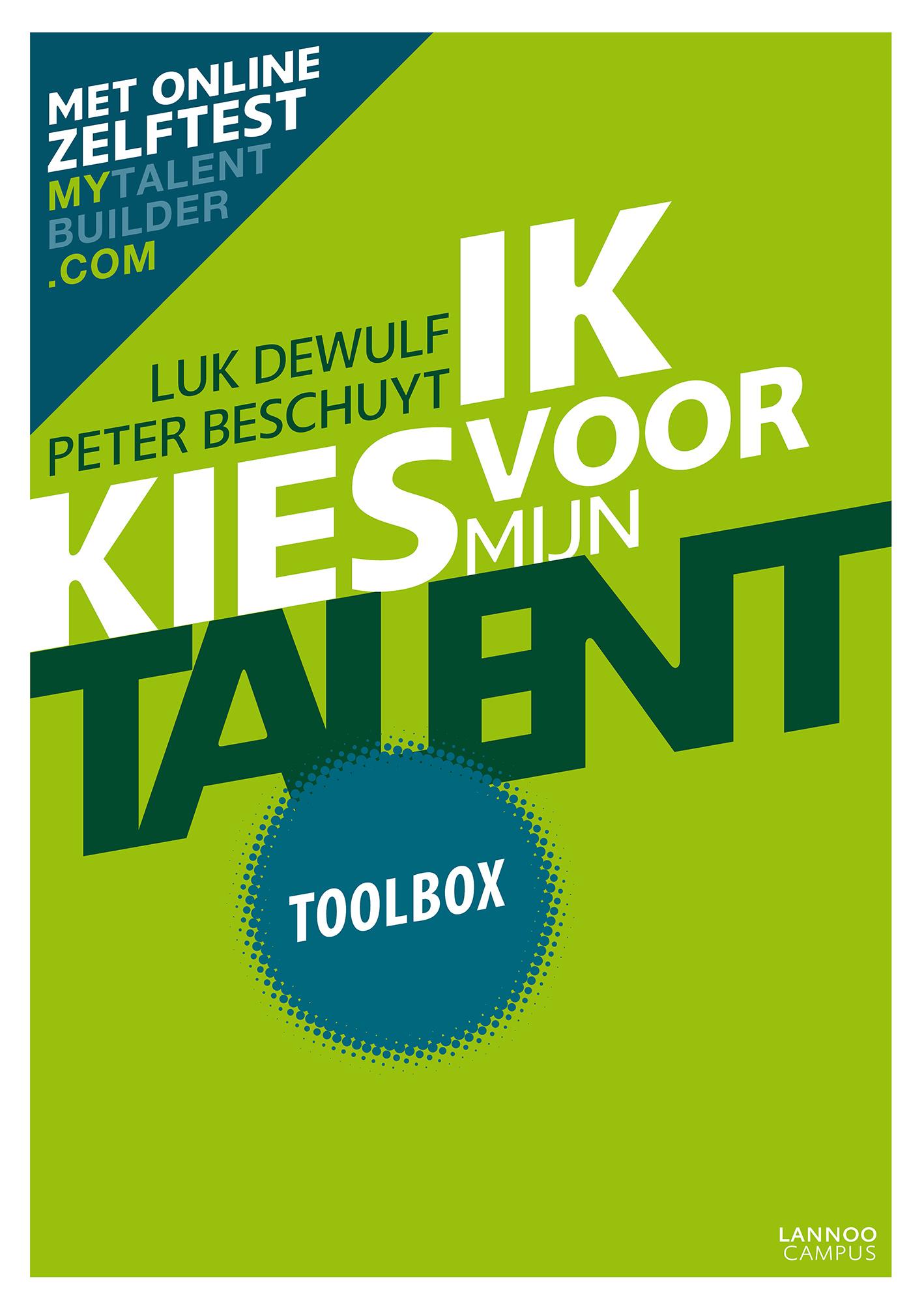 Toolbox Ik kies voor mijn Talent