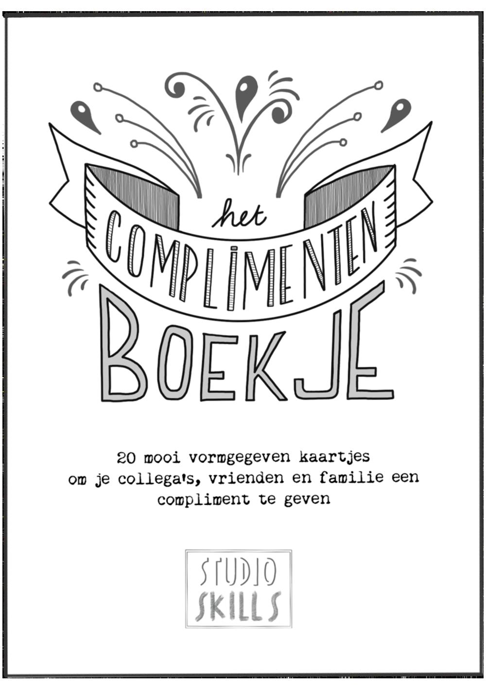 Het complimentenboekje