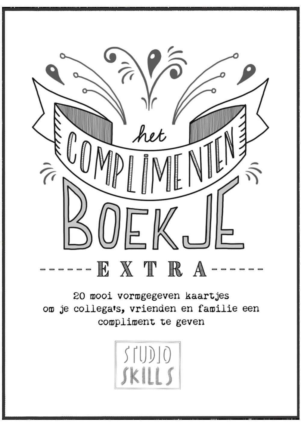 Het complimentenboekje Extra