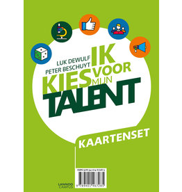 Talentenkaarten, Volwassenen (Nieuw)