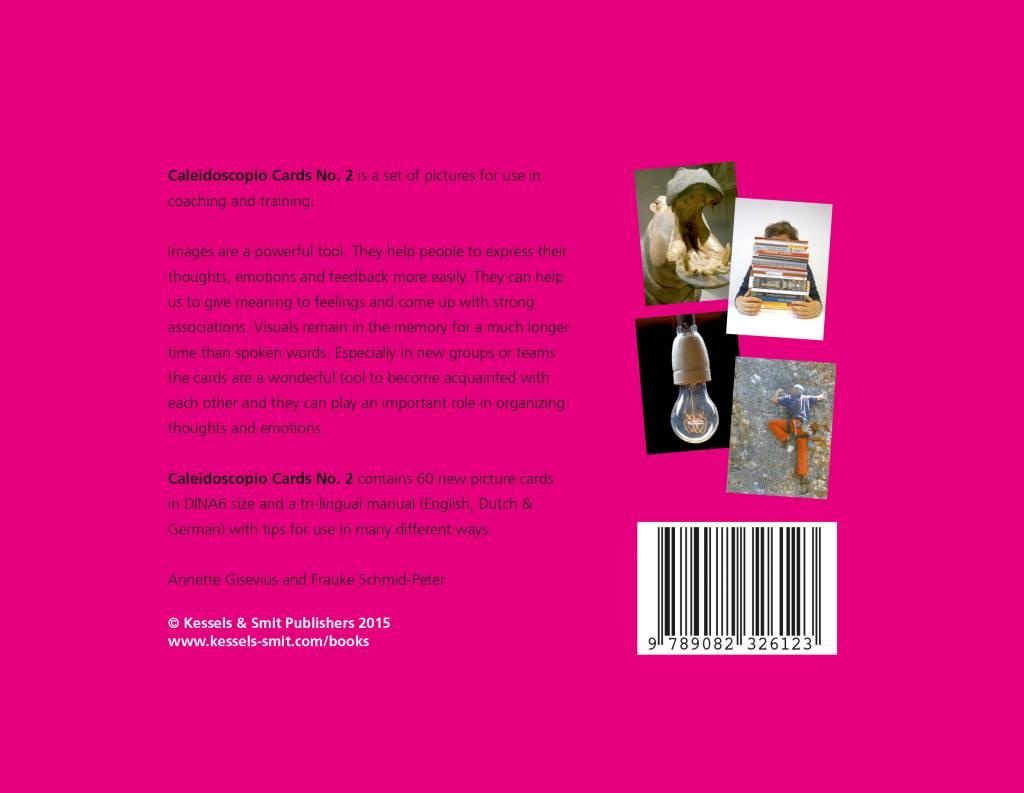 Caleidoscopio Cards No.2 Uitverkocht