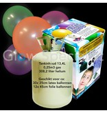 HELIUM TANK FOR 30 BALLOONS