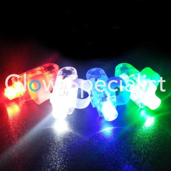 FINGER LIGHTS - TRAY OF 50 PIECES